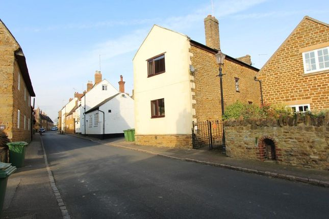 Thumbnail Terraced house for sale in High Street, Ecton, Northampton