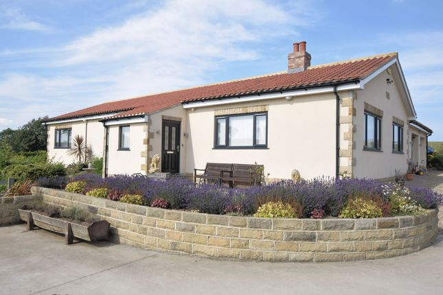 Thumbnail Detached bungalow for sale in Scalby Road, Burniston, Scarborough