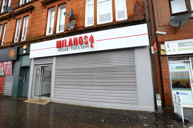 Thumbnail Retail premises to let in Paisley Road, Renfrew