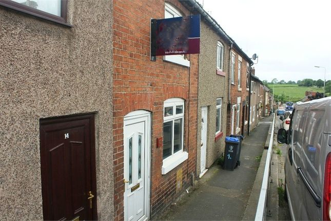 Thumbnail Terraced house for sale in The Green, Kingsley, Stoke-On-Trent, Staffordshire