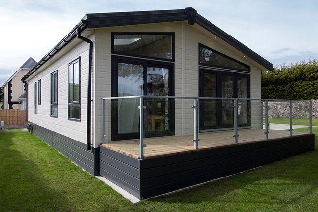 Thumbnail Lodge for sale in Llandudno, Llandudno