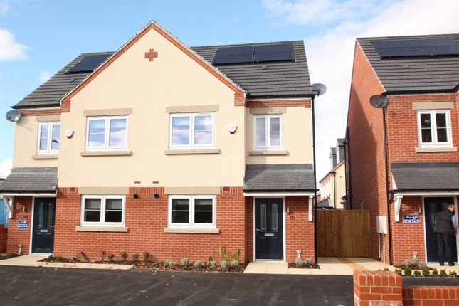 Thumbnail Semi-detached house to rent in Hookstone Chase, Hookstone Court, Harrogate