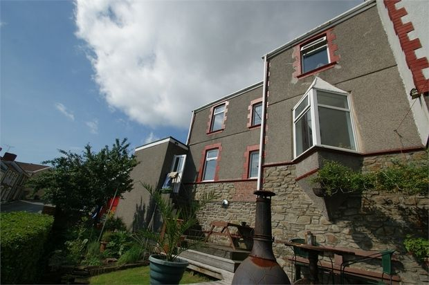 3 bedroom end terrace house for sale in 1 Bryn Y Don Road, Mount Pleasant, Swansea
