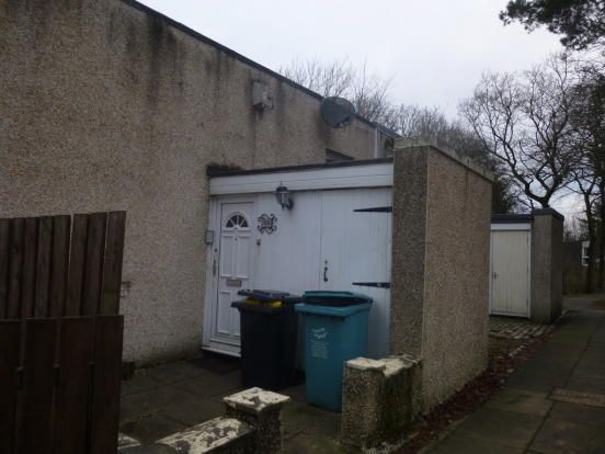 Thumbnail Terraced house to rent in Berryhill Road, Cumbernauld