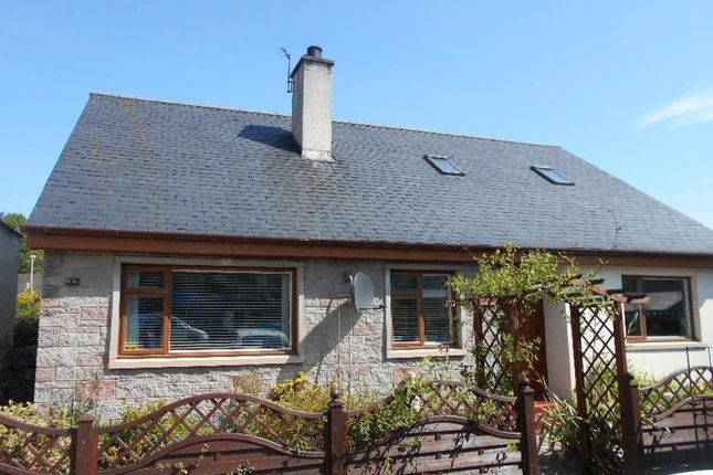 Thumbnail Detached house for sale in High Street, Alness