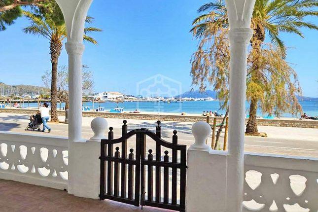 Thumbnail Town house for sale in Port De Pollença, Balearic Islands, Spain
