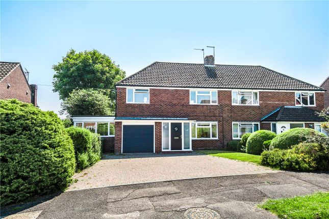 3 bed semi-detached house to rent in Hillside Road, Winchester SO22
