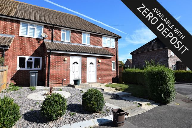 Thumbnail Semi-detached house to rent in Abbotts Road, Eastleigh