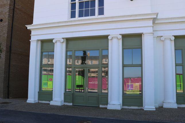 Thumbnail Office for sale in Unit A, Regents House, Crown Square, Poundbury, Dorchester