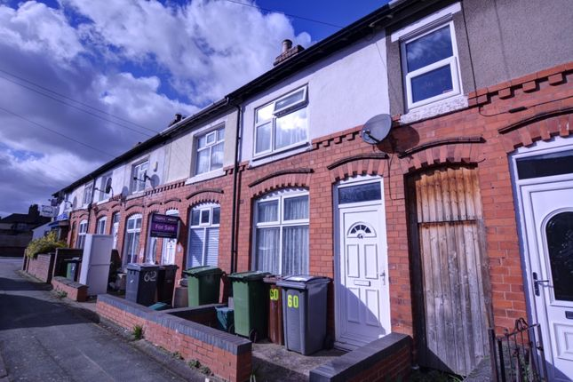 Thumbnail Terraced house to rent in Burleigh Road, Wolverhampton, West Midlands