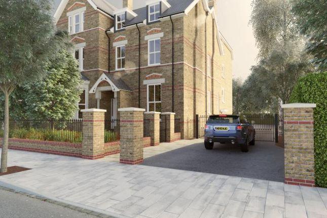 Thumbnail Flat for sale in Eaton Rise, Ealing, London