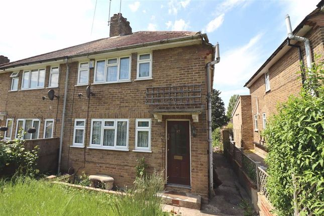 Thumbnail Semi-detached house for sale in St. Annes Road, Harefield, Uxbridge