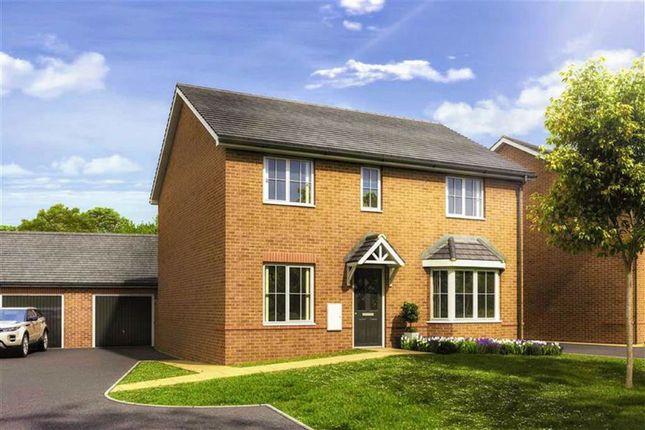 Thumbnail Detached house for sale in Hadley Grange, Clipstone Park, Leighton Buzzard