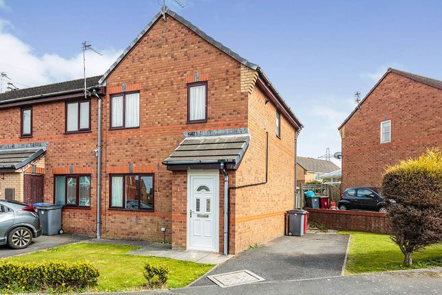 2 bed semi-detached house for sale in Elmridge Crescent, Blackpool, Lancashire FY2