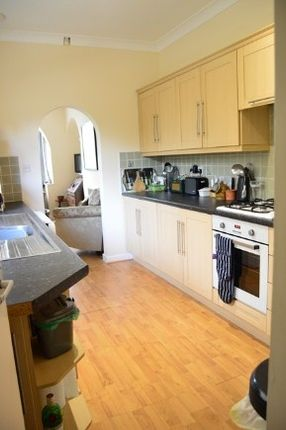 Thumbnail Terraced house to rent in Coronation Road, Newcastle-Under-Lyme, Newcastle-Under-Lyme