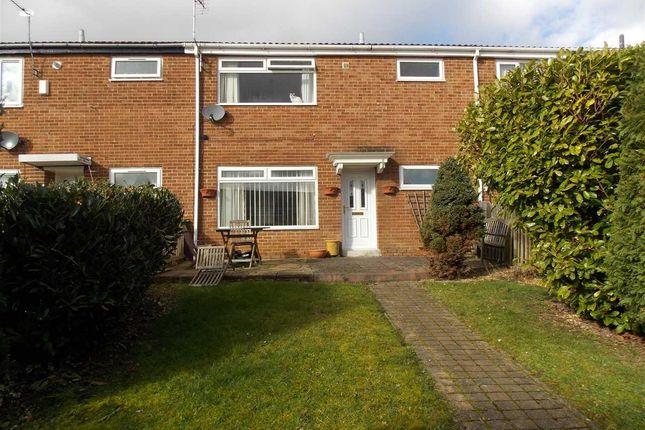 Thumbnail Terraced house for sale in Alder Park, Brandon, Durham