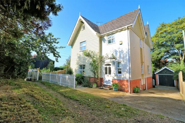 Thumbnail Detached house for sale in Paget Road, Wivenhoe, Colchester, Essex