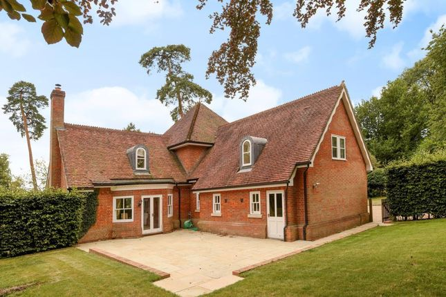 Thumbnail Detached house to rent in Wyfold Estate, Kingwood