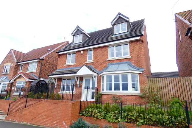 Thumbnail Detached house for sale in Windermere Drive, Skelton
