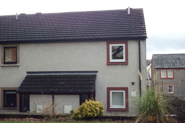 Thumbnail End terrace house to rent in Friars Walk, Penrith
