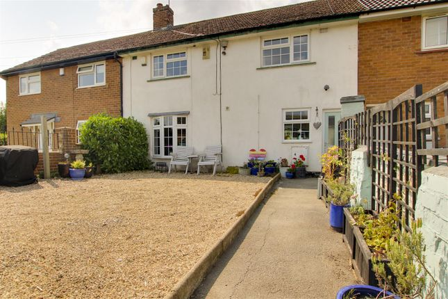 3 bed terraced house for sale in Hoe View Road, Cropwell Bishop, Nottinghamshire NG12