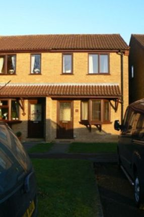 Thumbnail Semi-detached house to rent in Willow Court, Bracebridge Heath, Lincoln, Lincolnshire.