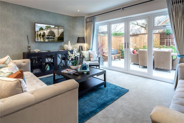 Thumbnail Semi-detached house for sale in Larks Hill Green, Off Sopwith Road, Warfield, Berkshire