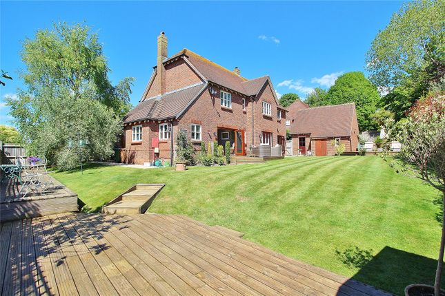 Rear Of Property of Braeside Close, Findon Village, West Sussex BN14