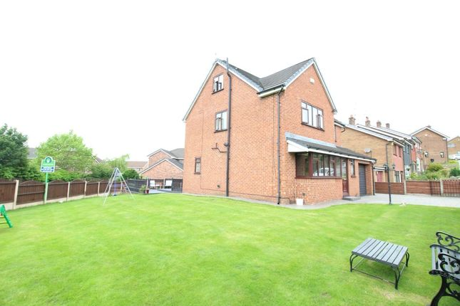 Thumbnail Detached house for sale in Cambrian Drive, Royton, Oldham