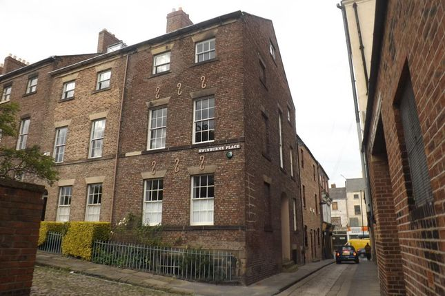 Thumbnail Terraced house to rent in Swinburne Place, Newcastle Upon Tyne, Tyne And Wear