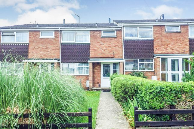 Thumbnail Terraced house to rent in Wilmot Close, Witney, Oxfordshire