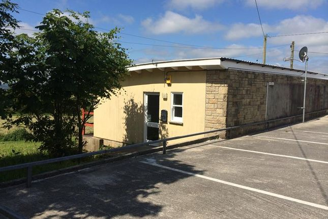 Thumbnail Office to let in 1C, Polhilsa Business Park, Callington, Cornwall
