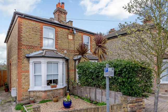 Thumbnail Semi-detached house to rent in Portland Road, Kingston Upon Thames