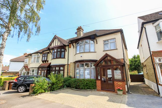 Thumbnail End terrace house for sale in Elmfield Road, London
