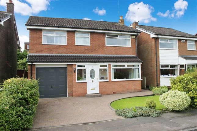 Thumbnail Detached house for sale in Highcroft Way, Rochdale