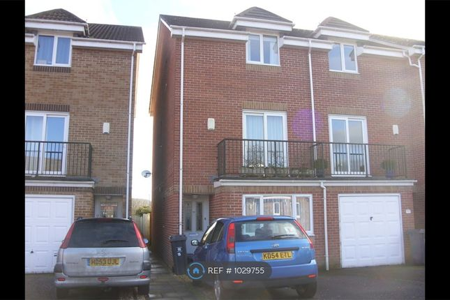 Thumbnail End terrace house to rent in Thorne Farm Way, Ottery St. Mary