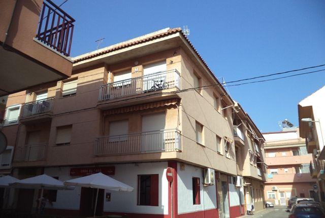 Calle Jose Garcia Canovas, Los Alcázares, Murcia, Spain