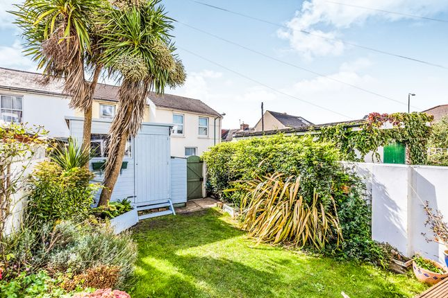 4 bed terraced house for sale in St Andrews Road, Portslade, Brighton