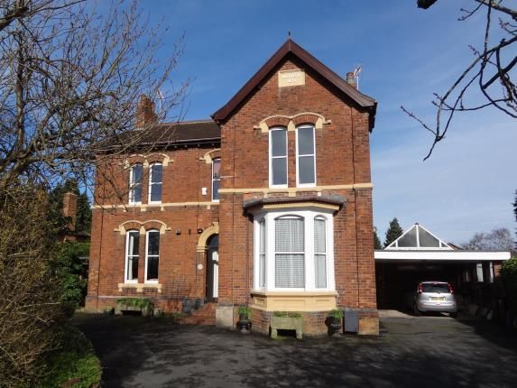 Thumbnail Detached house for sale in Station Road, Alsager