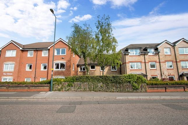 Thumbnail Flat for sale in The Chines, Bournemouth