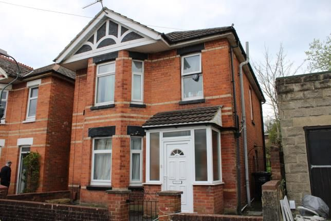 Thumbnail Detached house for sale in Green Road, Winton, Bournemouth