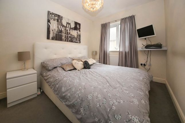 Master Bedroom of Thomas Street, Newtown, Wigan WN5