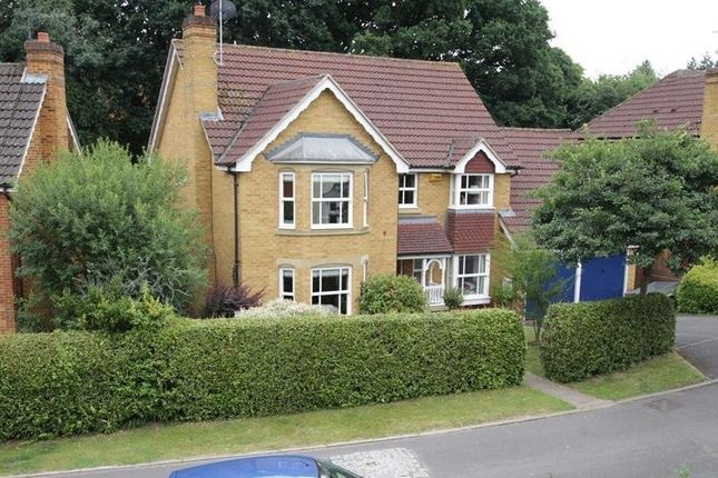 Thumbnail Detached house for sale in Barefoot Close, Tilehurst, Reading