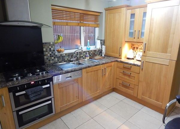 Thumbnail Semi-detached house for sale in Cromwell Street, Abertillery