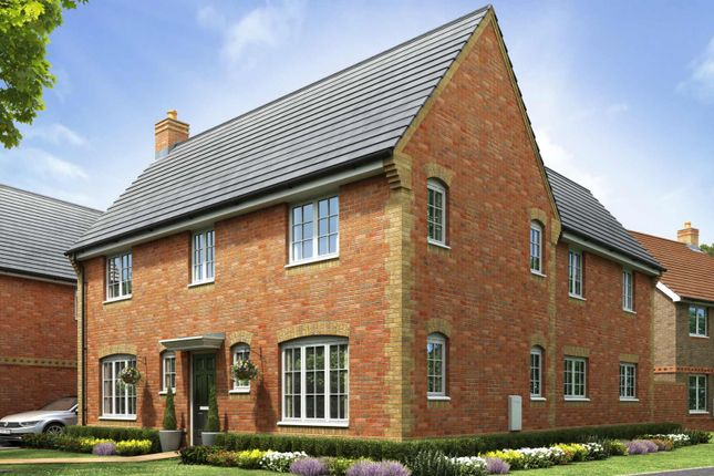 Thumbnail Detached house for sale in The Langdale, Harwell