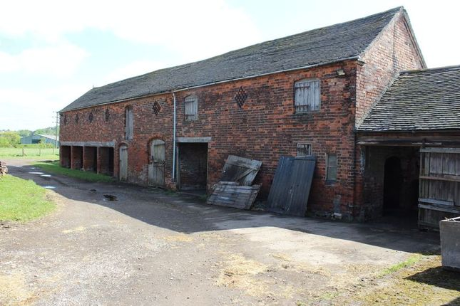 Thumbnail Commercial property for sale in Blackfordby Lane, Moira, Swadlincote