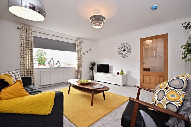 Thumbnail Detached bungalow for sale in Forbes Avenue, Cumnock, East Ayrshire