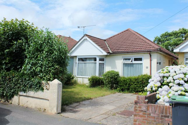 2 bed detached bungalow for sale in Hawden Road, Bournemouth
