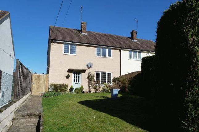 3 bed semi-detached house for sale in Hill Close, Wooburn Green, High Wycombe