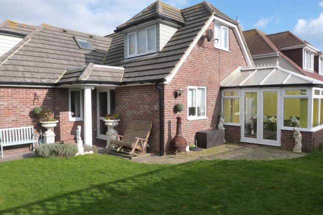 Thumbnail Detached house for sale in Bonnar Road, Selsey, Chichester